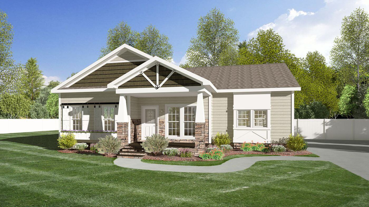 With 130 years of history two companies plan to inject - What is a modular home ...